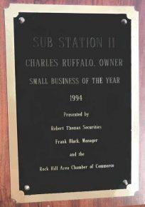 various awards